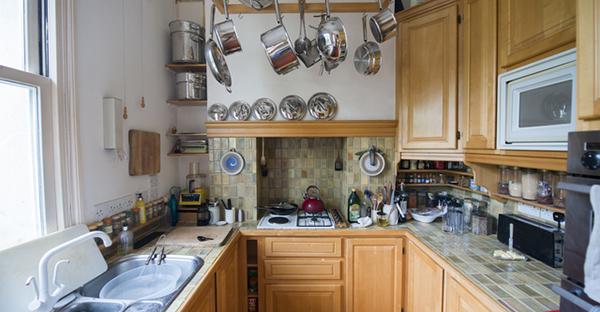 自分と相性の良いキッチンの種類