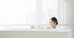 沖縄の注文住宅プランニング☆リラックスバスルーム