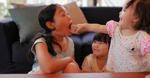 沖縄注文住宅での平屋メリット①「家族の距離が近くに」
