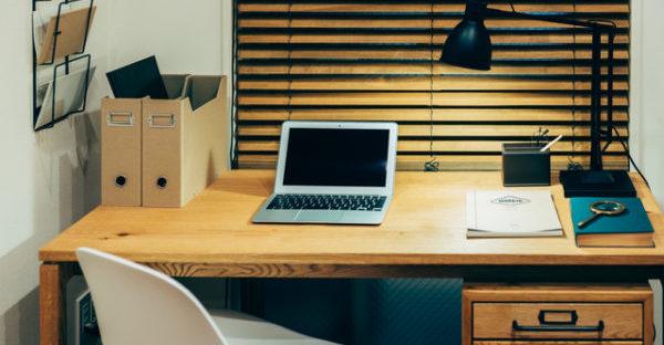 ニーズの急増した書斎スペース