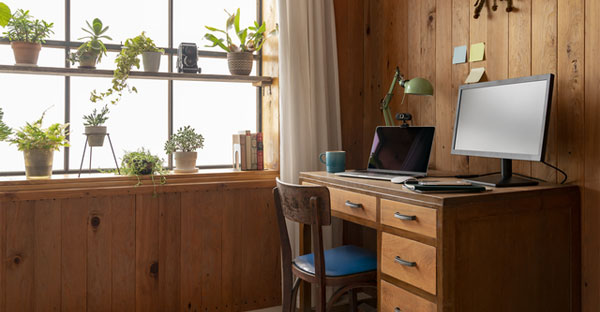 沖縄注文住宅で人気のミニ書斎☆コロナ時代のアイデア