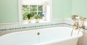 【沖縄の家】リラックスバスタイム☆快適浴室プランのポイント
